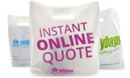 *Instant* Email Quote. 24 hours a day, 7 days a week. Get a no-obligation quotation, cheaper and direct from the Manufacturers. Get the best quote for Mailing bags printed with your design or logo now...